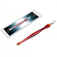 Инструмент для обрезания кутикул пластиковая ручка