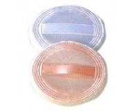 Парикмахерские аксессуары C60 Деваль Губка-пуховка макияжная круглая (2шт)