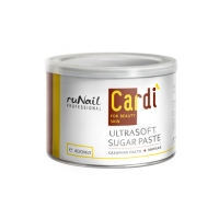 Депиляция, шугаринг,парафинотерапия 2850 RuNail Сахарная паста (ультрамягкая) Cardi 400мл