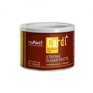 2851 RuNail Сахарная паста (экстра твердая) Cardi 400мл