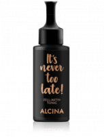 Alcina It`s never too late Интенсивный тоник для лица против морщинZell-Aktiv 50 мл