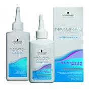 Химическая завивка Natural Styling Гламур Комплект для химической завивки волос 1 / (80мл+100мл)