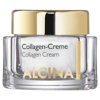 Уход за телом и лицом, крема, лосьоны, ампулы ALCINA коллагеновый крем Collagen-Creme - 50 мл
