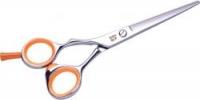 Ножницы, бритвы, масло Ножницы прямые 6.0 TAYO ORANGE для левши TS4600L