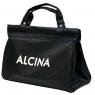 Сумка-баул Alcina чёрная код 402