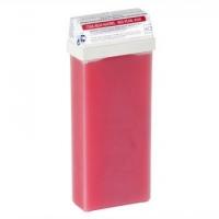 Депиляция, шугаринг,парафинотерапия Кассета с воском для депиляции красный перламутровый - 110 гр Beauty Image