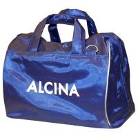 Чемоданы, косметички, сумки Саквояж средний Alcina синий