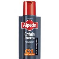Кофеиновый шампунь ALPECIN С1 от выпадения волос 75мл