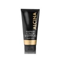 Окрашивание Оттеночный шампунь сolor shampoo gold золотистый Alcina - 200 мл
