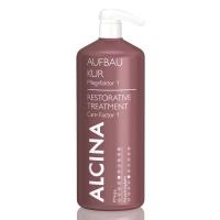 Технические шампуни и спец.средства Альцина  Альцина Восстанавливающая маска для волос (Ухаживающий фактор 1) 1250мл