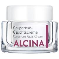 Уход за телом и лицом, крема, лосьоны, ампулы ALCINA крем для кожи склонной к куперозу Couperose Gesichtscreme - 50 мл