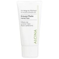 Уход за телом и лицом, крема, лосьоны, ампулы ALCINA очищающая растительная маска - 50 мл.