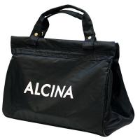 Чемоданы, косметички, сумки Сумка-баул Alcina чёрная код 402