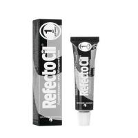 Окрашивание Краска для бровей и ресниц Refectocil черный 1 - 15 мл