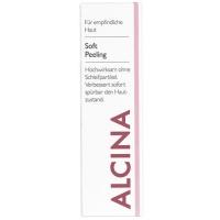 Уход за телом и лицом, крема, лосьоны, ампулы ALCINA энзимная пудра для пилинга Soft - 50 гр
