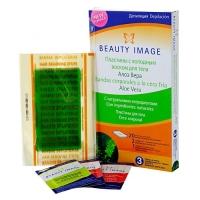 Депиляция, шугаринг,парафинотерапия Пластины с воском для депиляции лица - 24 шт. Beauty Image