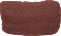Парикмахерские аксессуары Валик для причесок Деваль овальный искусственный волос + сетка