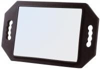 Парикмахерские аксессуары Зеркало заднего вида 28х21см прямоугольное