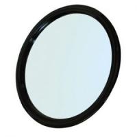 Парикмахерские аксессуары Зеркало заднего вида черное 23 см Dewal