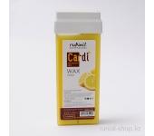 Депиляция, шугаринг,парафинотерапия RuNail Воск для депиляции Cardi (Лимон) 100мл