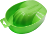 RuNail Ванночка для маникюра и снятия акрила (пластик)