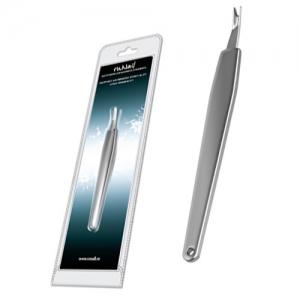 Инструмент для обрезания кутикул (стальная ручка) RU-0150