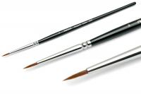 Кисти для геля, акрила, инструменты для дизайна Кисть для дизайна №3  Detail M Sable ACR