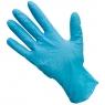 Перчатки нитриловые Клевер СТАНДАРТ голубые (100шт)