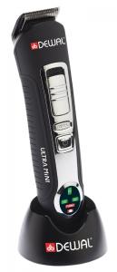 Деваль Машинка для стрижки окантовачная, аккумулятор/сеть, 2 ножа (4 насадки)