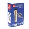 Машинка для стрижки DEWAL FREESTYLE аккум/сетевая, 0,5-2 мм (6 насадок)