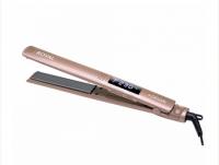 Щипцы профессиональные для выпрямления волос Деваль Щипцы для волос Royal, 24х120мм, с терморегулятором (150-230°C), титаново-турмалиновое покрытие, 60W