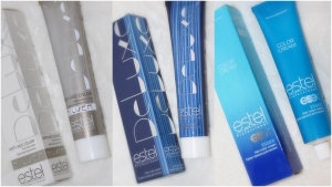 Эстель De Luxe Стойкая крем-краска для волос 60мл