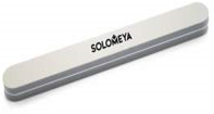 Профессиональные пилки, инструменты, принадлежности 06-1144 Соломея Пилка-шлифовщик двухсторонняя серая 100/180грит