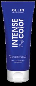 OLLIN IPC Бальзам для седых и осветленных волос 200мл