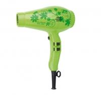 Электротовары Фен PARLUX 3800 ion/cer 2100W зеленый в цветочек