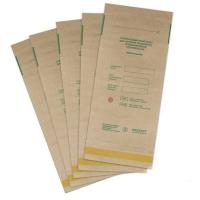 Расходные материалы, стерилизация и дезинфекция 3863 Крафт пакеты для стерилизации 75*150мм (100 шт)