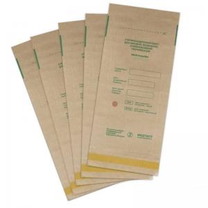 3863 Крафт пакеты для стерилизации 75*150мм (100 шт)