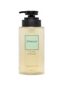 Шампунь для волос D'Michael Les notes de Besancon