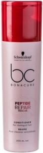 Bonacure Peptide Кондиционер  Спасительное восстановление 200 мл