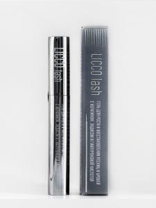 Licco Гель для роста и восстановления ресниц и бровей с кератином, экдисом и гиалуроновой кислотой 8мл