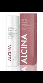 Альцина Шампунь для восстановления структуры волос (Ухаживающий фактор 1)