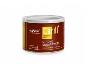 RuNail Сахарная паста (твердая) Cardi 400мл