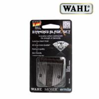 Ножи к машинкам для стрижки волос Moser 1854-7022 Dimond Blade set standart