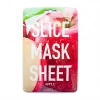 "Уход для лица Kocostar Маска-слайс для лица ""Яблоко"",20мл/SLICE MASK SHEET (APPLE)"