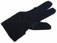 Одноразовая продукция, расходные материалы, сопутствующие товары Деваль Перчатка для защиты пальцев рук при работе с горячими парикмахерскими инструментами. Застежка на липучке. Размер универсальный.