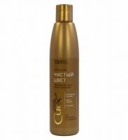 Тонирующие маски, шампуни, бальзамы Estel Бальзам Обновление цвета для волос коричневых оттенков СUREX COLOR INTENSE 250мл