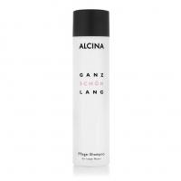 Шампуни Альцина Шампунь ухаживающий для длинных волос Ganz Schön Lang Рflege-Shampoo