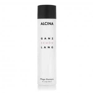 Альцина Шампунь ухаживающий для длинных волос Ganz Schön Lang Рflege-Shampoo
