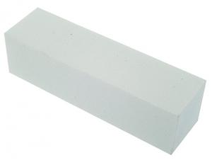 SNB-302C Деваль Брусок шлифовальный белый 120/180 грит для искусственных ногтей
