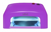 Принадлежности и инструменты для маникюра педикюра, инструменты RuNail УФ Лампа для Лампа для полимеризации любых гелей и уф-материалов 36W с таймером на 120 сек GL-515